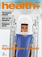 Beelitz Heilstätten in health+ Magazin von Health Capital