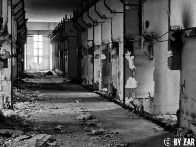 Lost Places Sachsen-Anhalt Kraftwerk Calbe