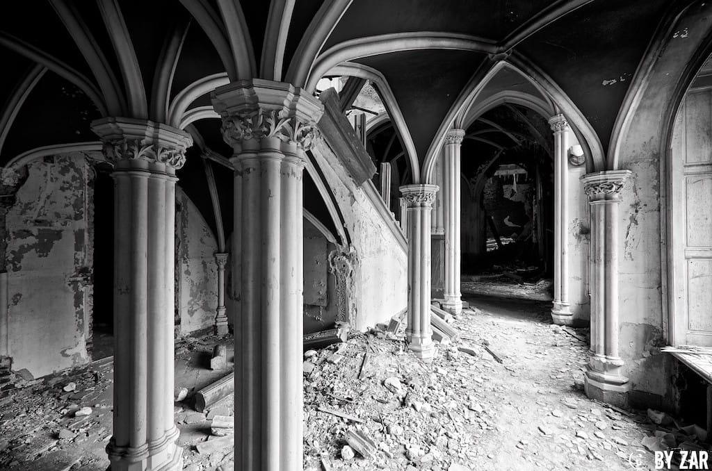 Schloss Miranda / Noisy in Belgie