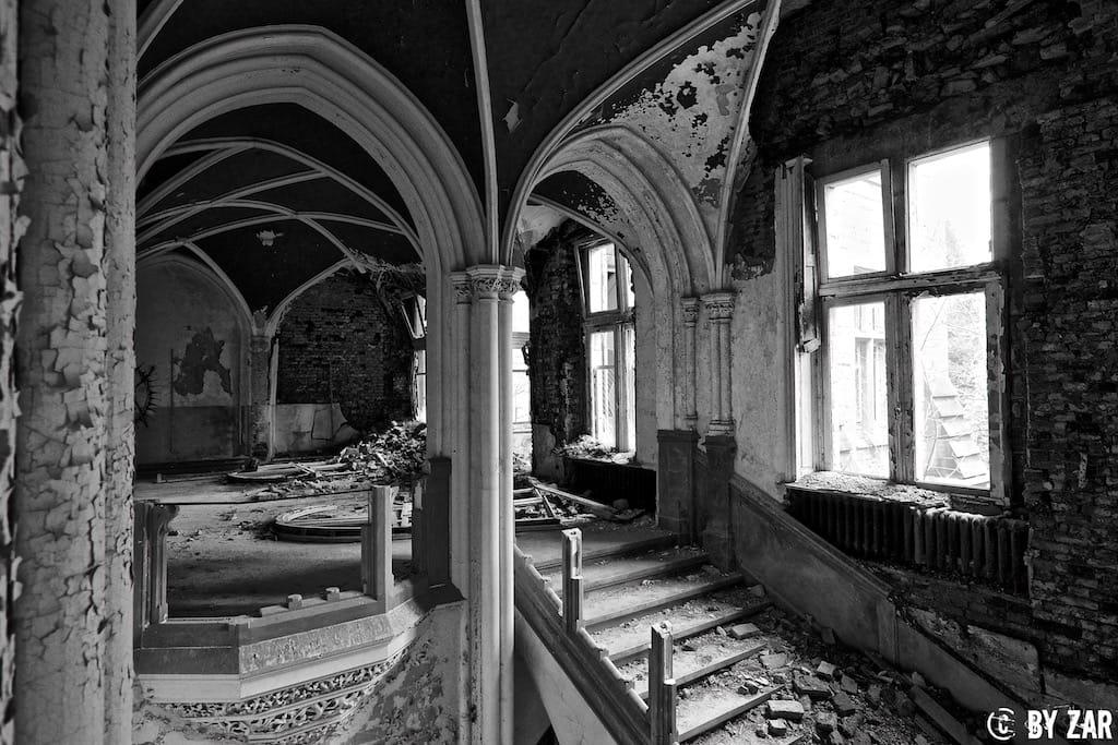 Chateau Miranda de Noisy Belgien