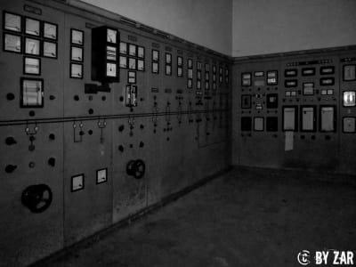 Urbex Lost Places Baden Württemberg Kraftwerk Papierfabrik
