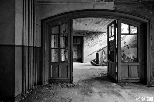 Kavallerie- und Panzertruppenschule Krampnitz Lost Places Berlin
