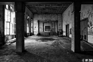 Lost Places Berlin Potsdam Kavallerie- und Panzertruppenschule Krampnitz