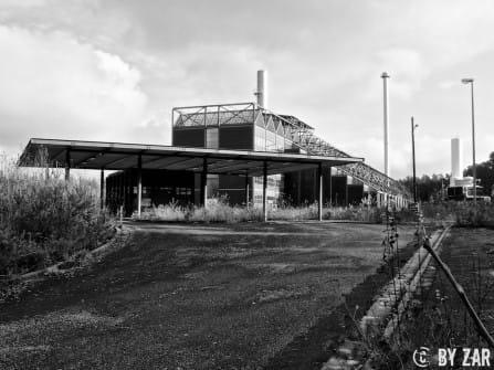 Müllverbrennungsanlage Ansbach - Lost Place für Urban Exploration