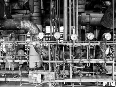 Kraftwerk Thierbach Sachsen