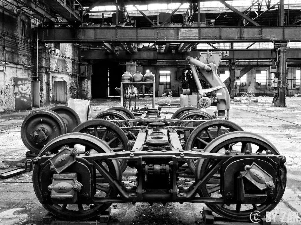 RAW Zwickau Reichsbahnausbesserungswerk