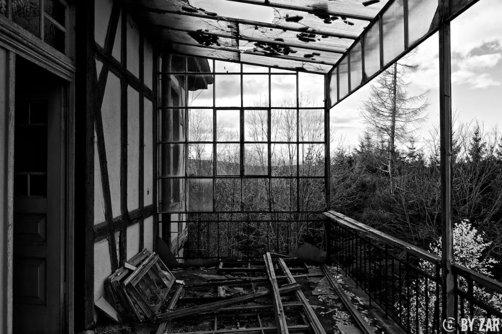 Sophienheilstätte Lost Places Thüringen