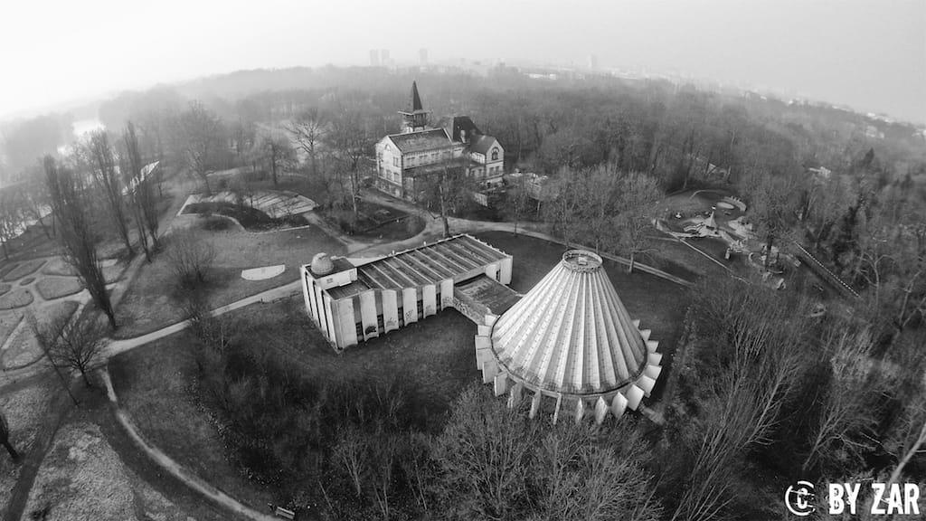 """Lost Place Raumflug-Planetarium """"Siegmund Jähn"""""""
