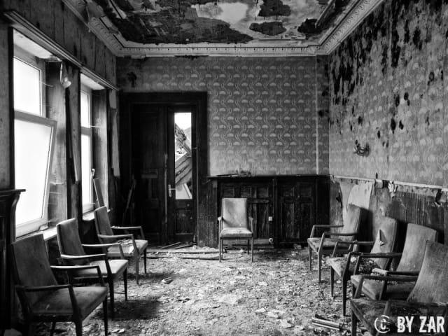 Hotel Harzburger Hof Urbex Niedersachsen
