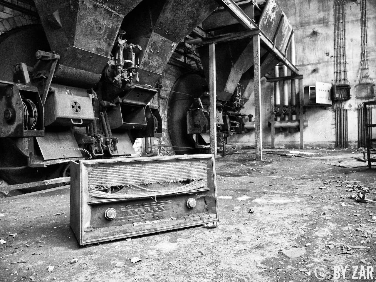 Spinnerei Tannenberg - Höffer Fabrik