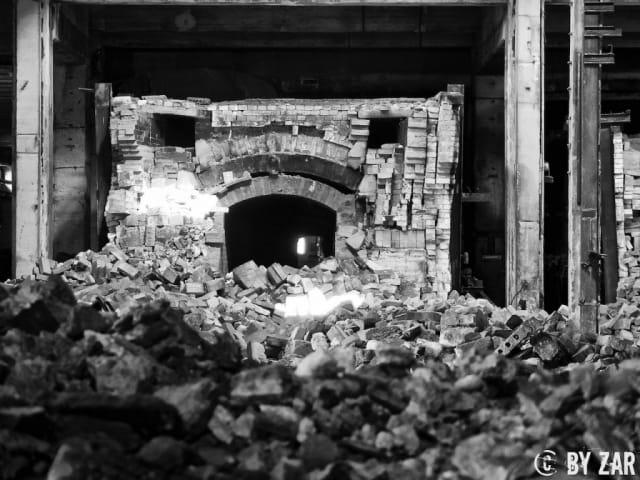 Magnesitwerk Aken Lost Places Sachsen-Anhalt