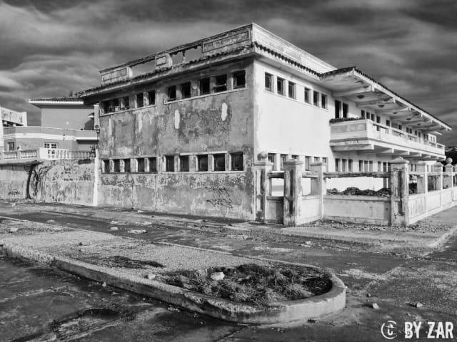 Urban Exploration Lost Places Kuba Havanna