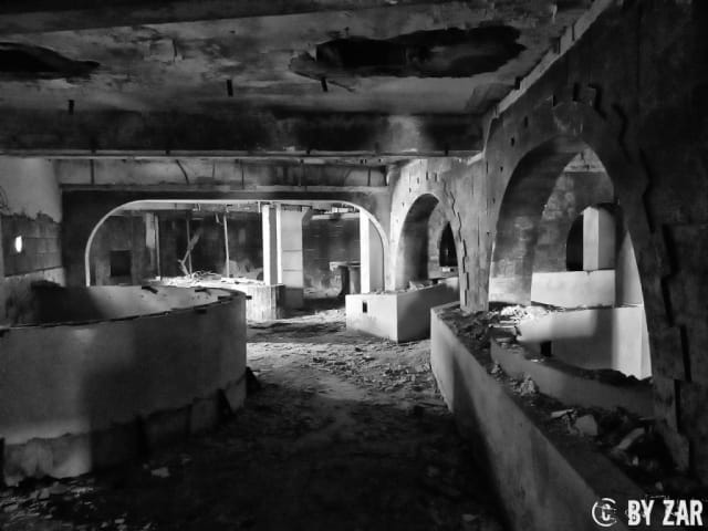 Urban Exploration Lost Places Kuba Havanna