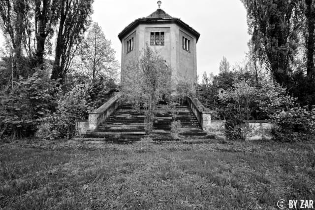Urbex Krematorium Dessau Sachsen-Anhalt