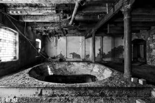 Malzfabrik Gößnitz Lost Places Thüringen