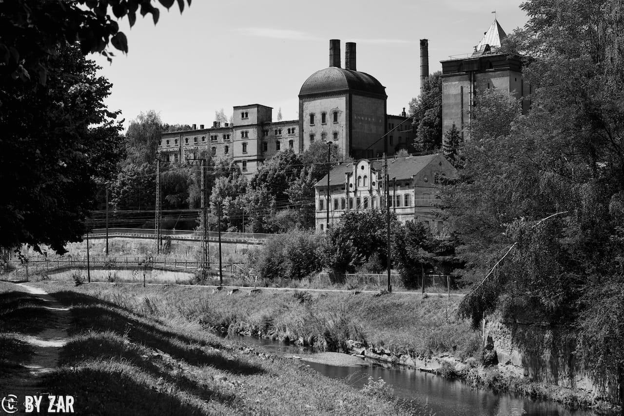 Alte Malzfabrik Gößnitz