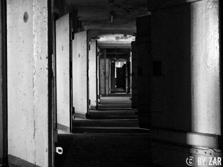 Gefängnis Tonna - Die Kettenburg