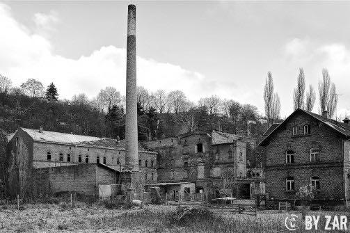 Brauerei Weida Lost Places Thüringen