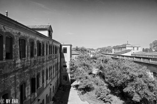 Verlassenes Krankenhaus am Meer - Ospedale al Mare - Lido di Venezia