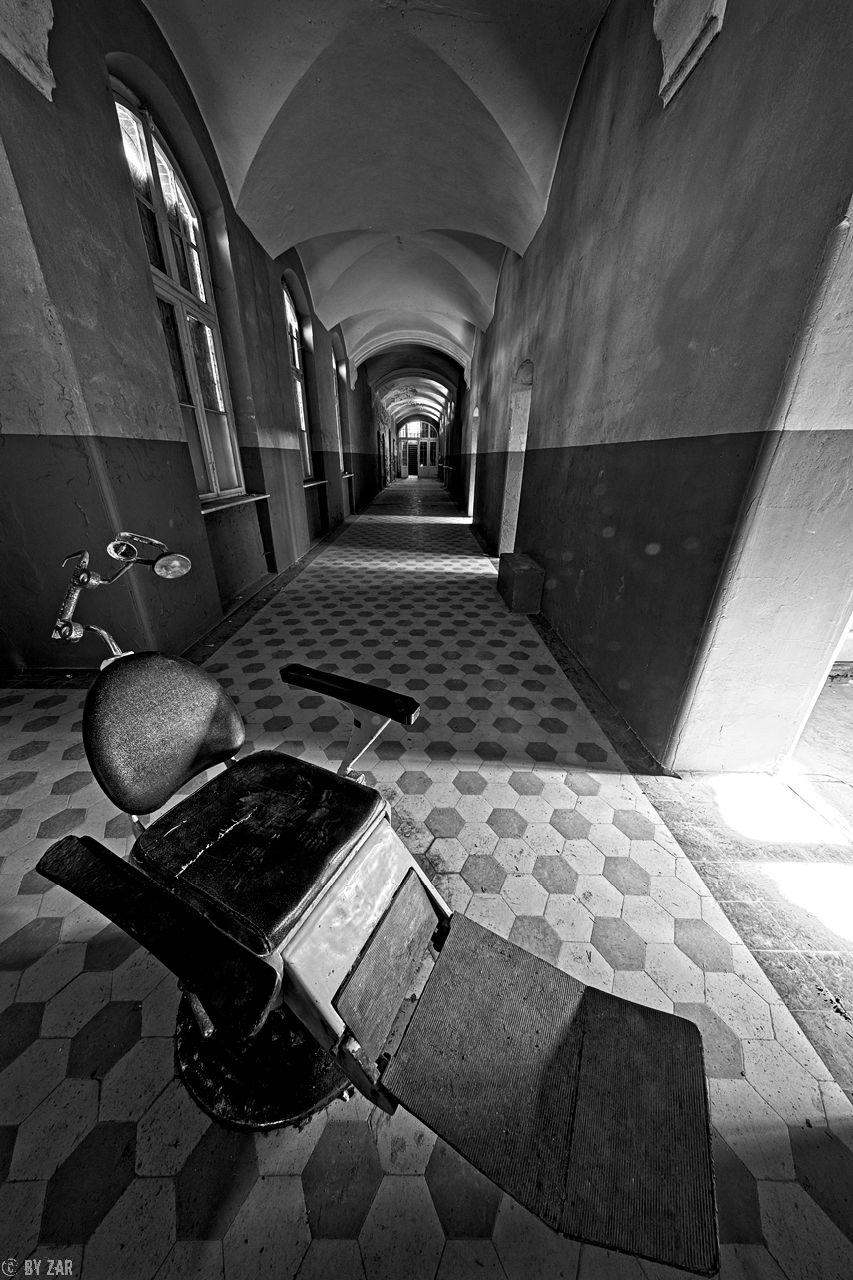 Lost Place Beelitz Heilstätten - A Cure For Wellness