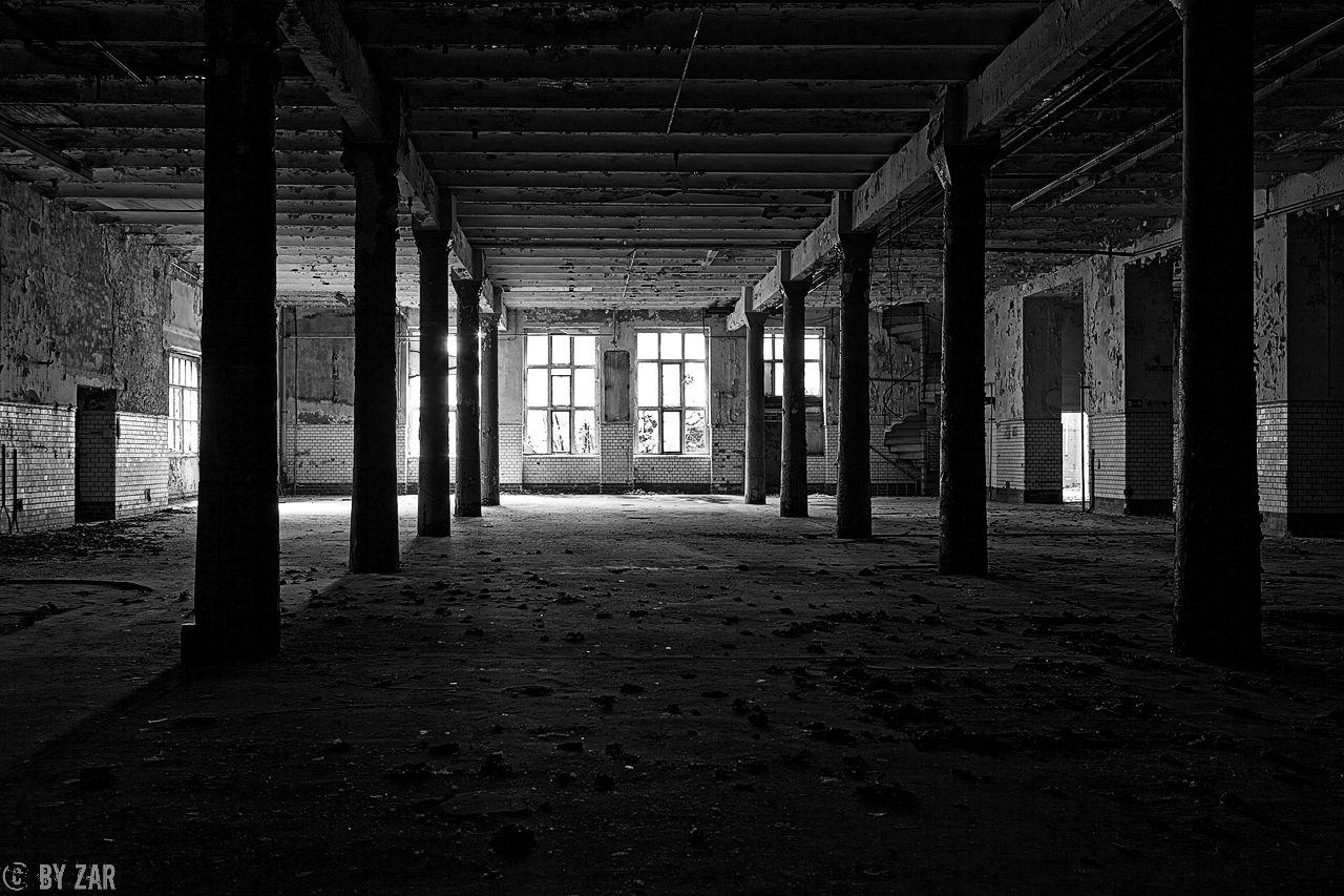 Verfallene Schokoladenfabrik Zetti in Zeitz Urbex Sachsen-Anhalt