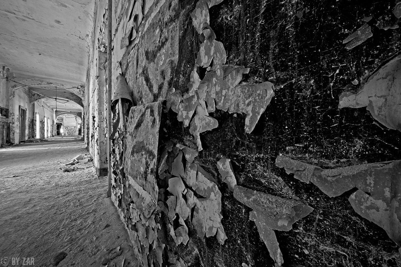 Beelitz Heilstätten - Männersanatorium, Verwaltung