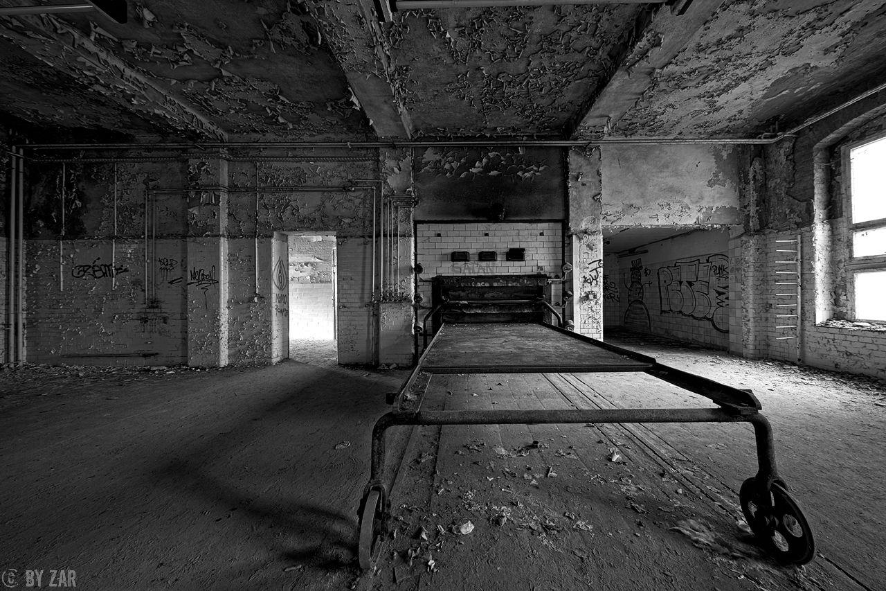 Beelitz Heilstätten - Bäckerei