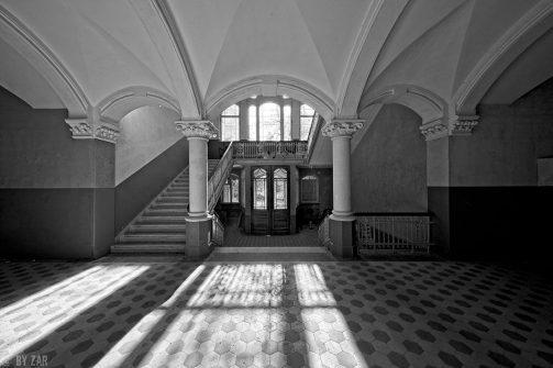 Lost Place Beelitz Heilstätten - Männsersanatorium