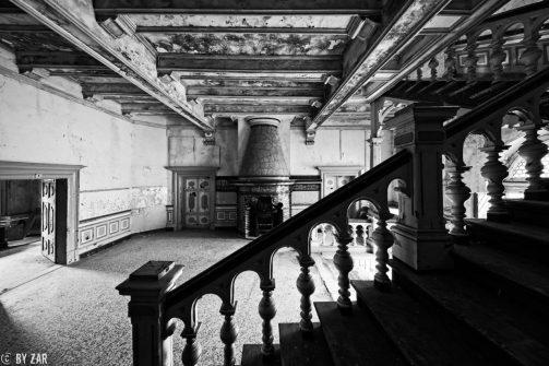 Lost Place Rittergut Werna - Spiegelsches Gutshaus