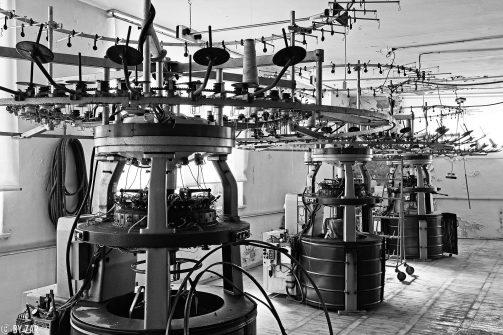 Alte Textilfabrik in Sachsen, Limbach-Oberfrohna VEB Artiseda