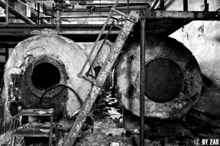 Urban Exploration Chemnitz – Bahnkraftwerk Hilbersdorf