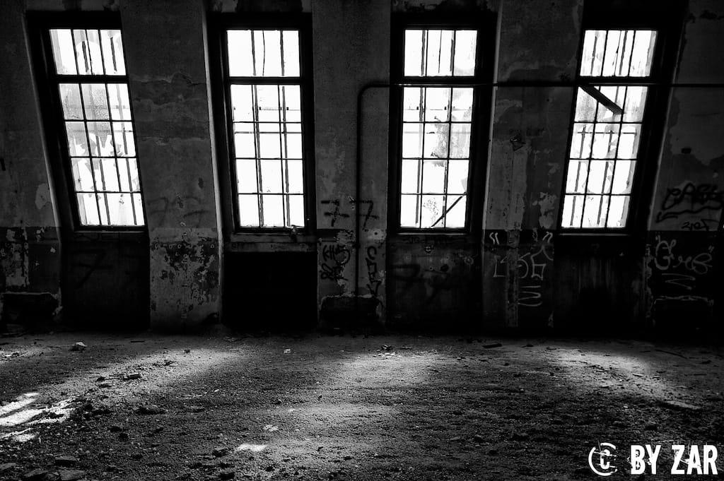 Lost Places Leipzig - Urban Exploration Sachsen