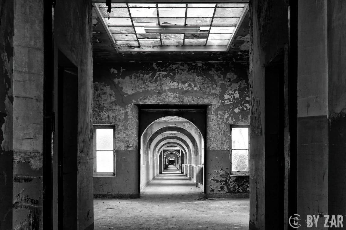 Urban Exploration Belgium – Labyrinth-Schule