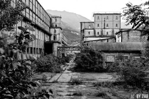 Urbex Italy