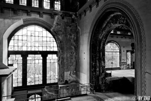 Kraftwerk Aluminiumhütte Italien Lost Places