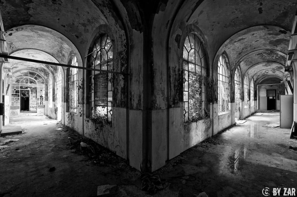 Urban Exploration Italy Psychiatrische Klinik
