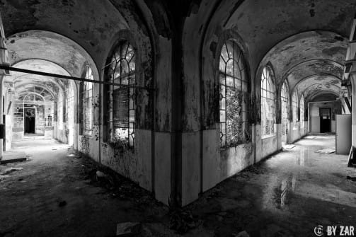 Urban Exploration Italy