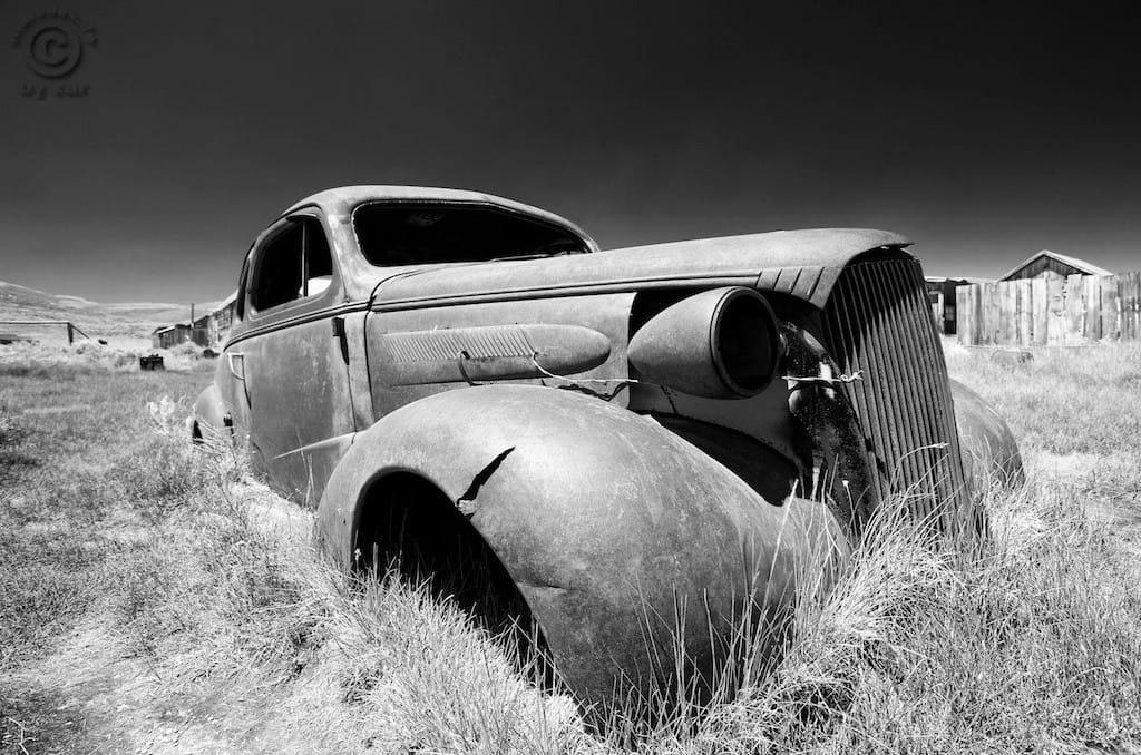 Ghosttown - Geisterstadt Bodie in den USA